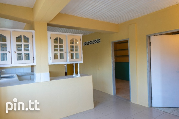Upper Quarry St Diego Martin 2 bedroom downstairs unfurnished apt-2