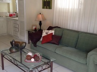 Maraval, Gittens Avenue, fully furnished one bedroom apartment