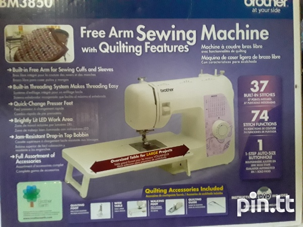 Brothers Sewing Machine-1