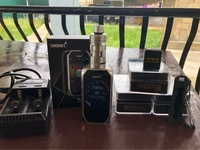 Smoant Mod with Crown 3 Tank