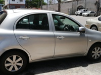 Nissan March, 2013, PDN