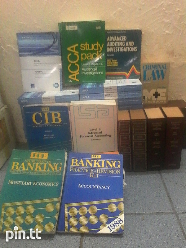 Law Books and Accounting Books-4