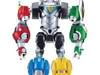 Voltron Combination Lion Bundle Action Figures
