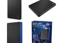 PS4 Hard Drives