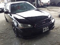 Honda Civic, 1996, PBA
