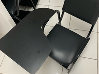 8 Tablet chairs