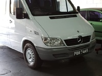Mercedes Benz Sprinter, 2006, PBR