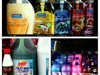 Cleaning and Detergent products