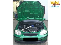 Honda Civic, 1997, PBG