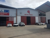 Qualitech Point Lisas Warehouse