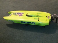 29 inch pro boat geico