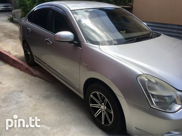 Nissan Sylphy, 2006, PCY-3