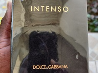 Father's Day Dolce+Gabbana Intenso New Sealed