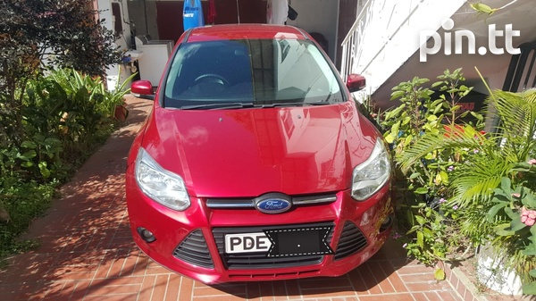 Ford Focus, 2014, PDE-1