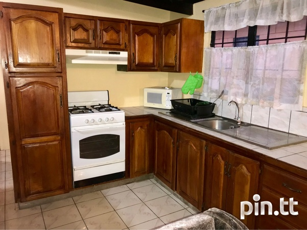 Trincity 2 Bedroom Furnished Apartment-1