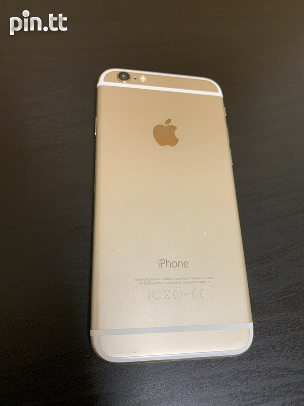 FS Apple iPhone 6 Gold - 128GB-3