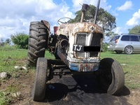 FORD MAJOR TRACTOR