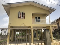 Chaguanas Edingburg 500, 3 Bedroom House
