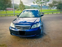 Honda Civic, 2004, PCP