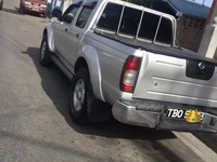 Nissan Frontier, 2001, TBO