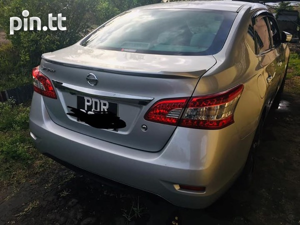 Nissan Sylphy, 2013, PDR-1