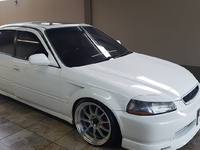 Honda Civic, 1999, PBA