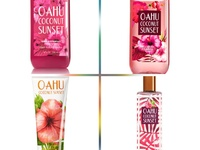 Bath and body complete set