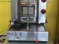 Gyro machine and meat slicer