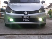 Nissan Wingroad, 2011, PDH