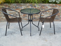 3 pc Home Accent Patio Set