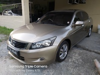 Honda Accord, 2009, PCN