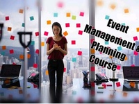 Event Management and Planning Course