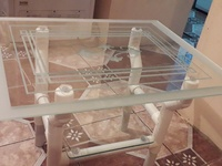 Pvc Coffee Table