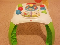 Fisherprice Animal Friends Learning Table