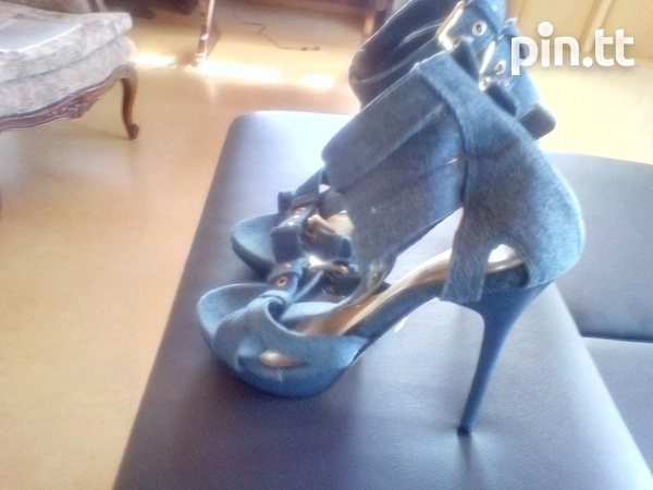 Women's Sophisticated Denim Shoes-5