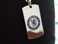 Chelsea FC Dogtag