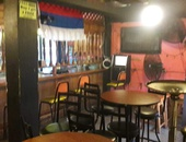 Bar fully furnished and equipped