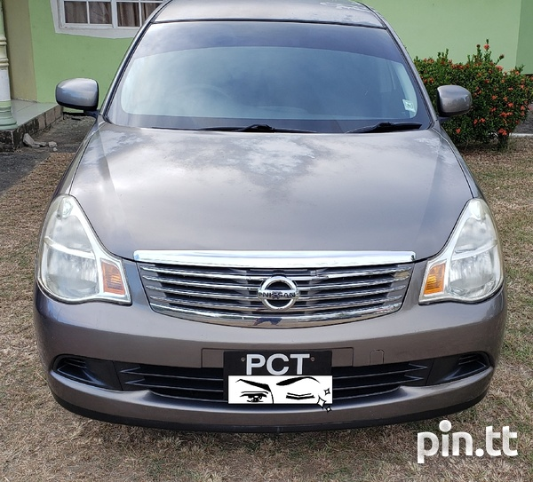Nissan Sylphy, 2011, PCT-1