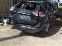 Damaged Xtrail, PDR