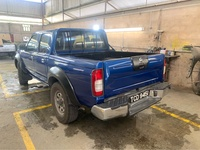 Nissan Frontier, 2010, TCD