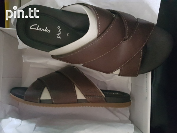 NEW Clarks slippers sandals.-1