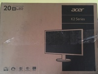 Acer 19.5 HD monitor