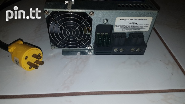 Kinetic Power Supply/Charger-2