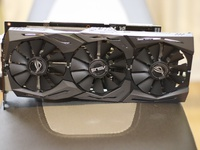 Asus STRIX RX 580 OC Graphics Card