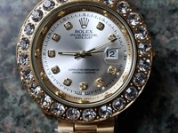 Rolex Timepiece Slightly Negotiable