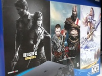 New PS4 1 TB 3 Game Bundle