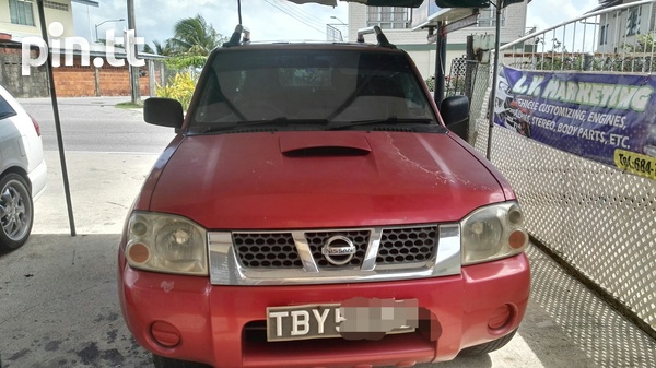Nissan Frontier, 2009, TBY-4