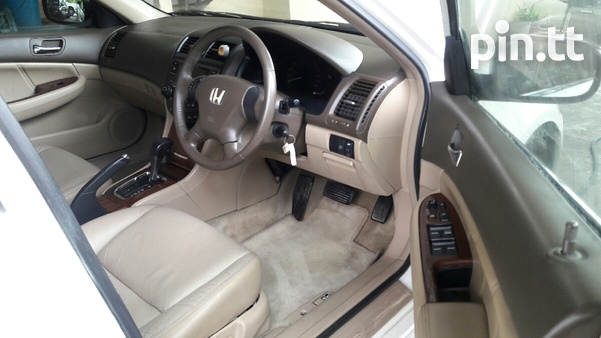 Honda Accord, 2007, PCC-2