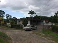 House built on 68,800 sq ft of land in Point Fortin