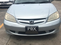 Honda Civic, 2005, PBX